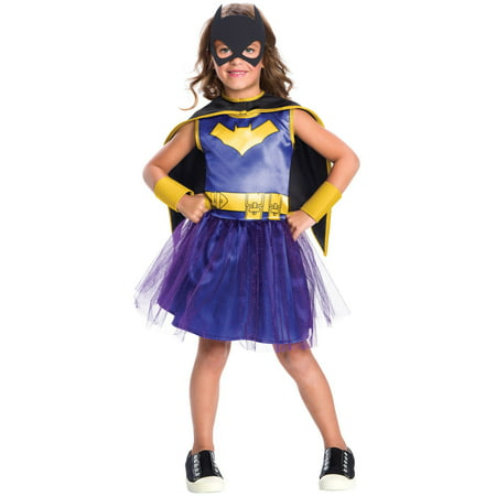 DC Comics Batgirl Child Costume - Batgirl Costumes For Girls