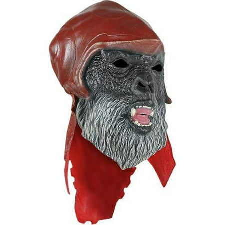 Adult Planet Of The Apes Gorilla Warrior Mask for $<!---->