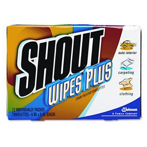 Diversey Shout Wipe - Wipe - White (94354)