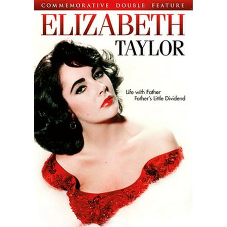 Elizabeth Taylor Double Feature (DVD)