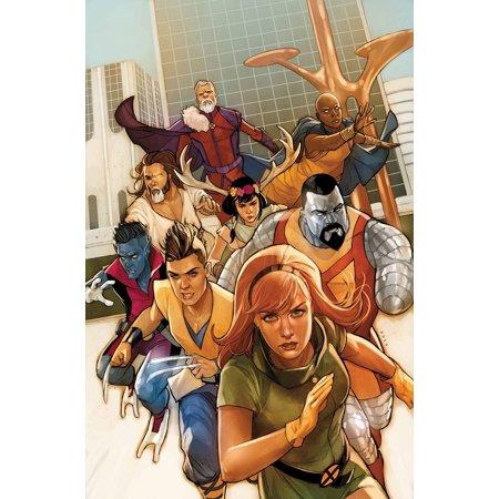 Marvel Comics Age of X-Men: Marvelous X-Men #1