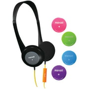 Maxell® 195004 Action Kids Headphones With Microphone