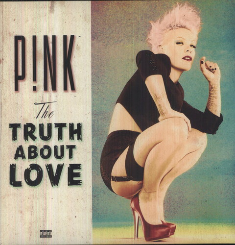 Truth About Love (Vinyl)