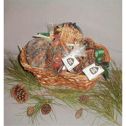 Goods Of The Woods 10298 Medium Willow Oval Basket