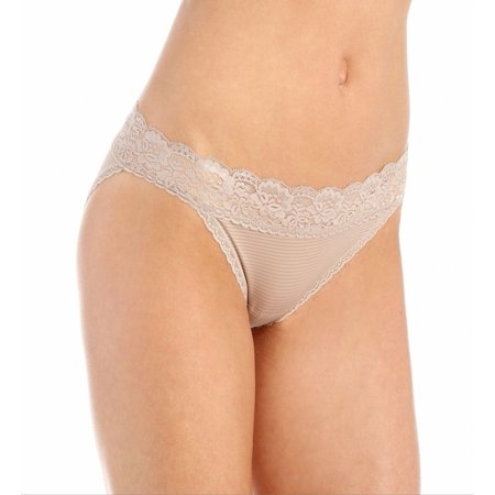 ce70b391f6c36 Vanity Fair - Women s Vanity Fair 18280 Flattering Lace Ultimate Comfort Bikini  Panty - Walmart.com