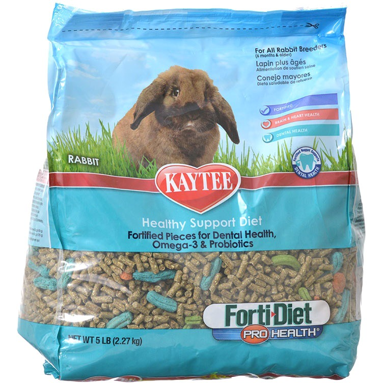 Forti-Diet Pro Health Rabbit Food by Kaytee Products, Inc