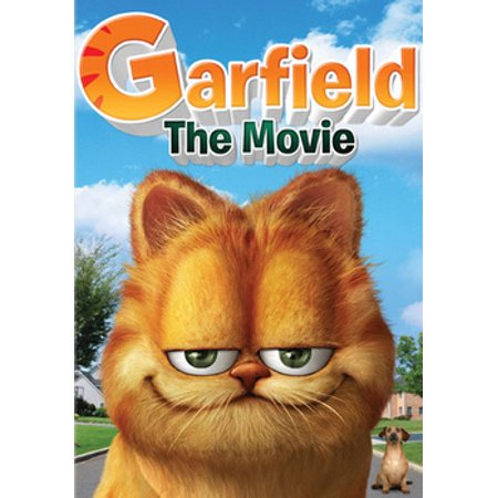 Garfield: The Movie (DVD)](Watch Garfield Halloween Movie)