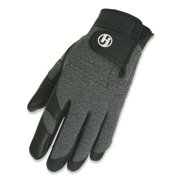 HJ Glove Mens Winter Performance Golf Glove Large / Grey Steel