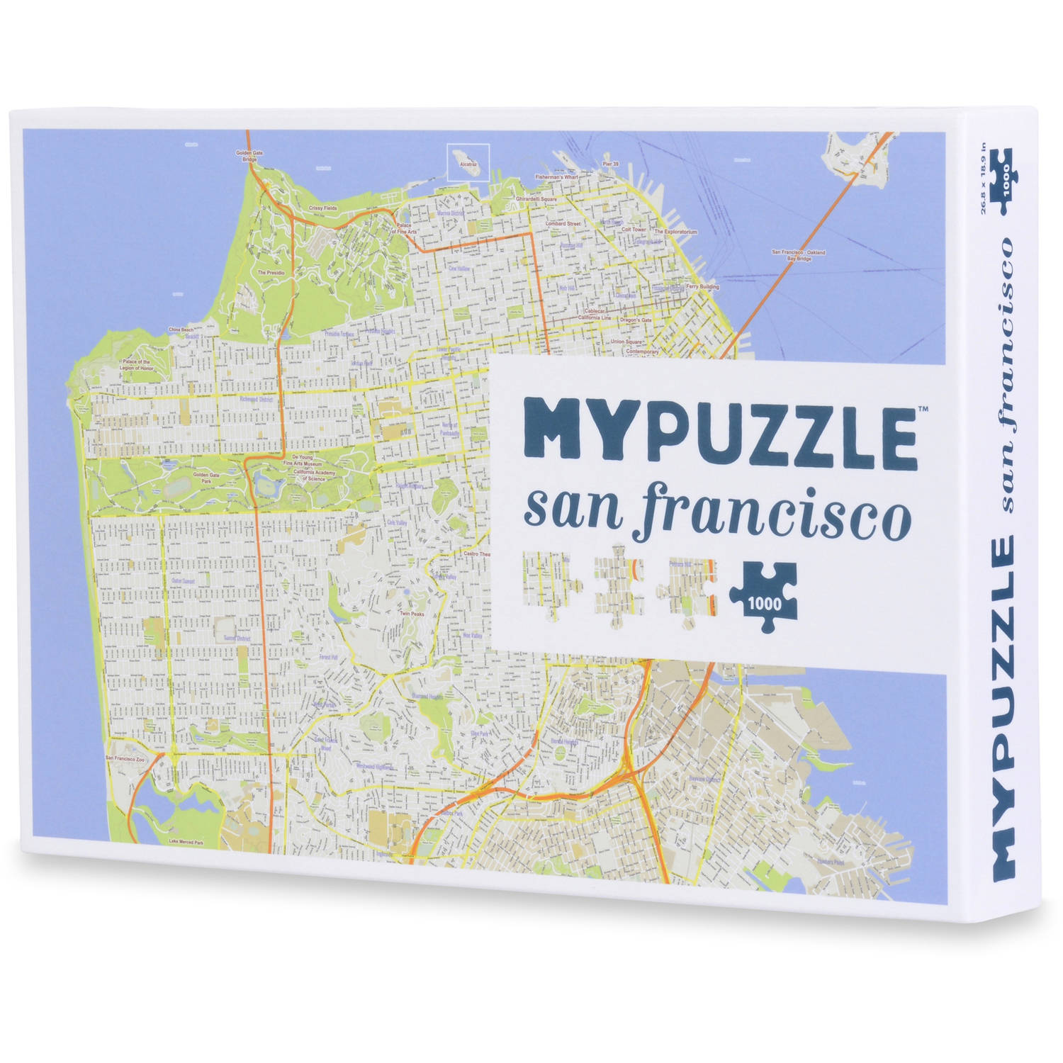 MyPuzzle San Francisco