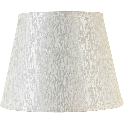 Better Homes and Gardens Round Drum Lamp Shade, Off White