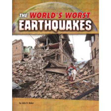Worsted Wool Blazer - The World's Worst Earthquakes (Blazers: World's Worst Natural Disasters) (Library Binding)