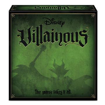 Wonder Forge Disney Villainous by Ravensburger
