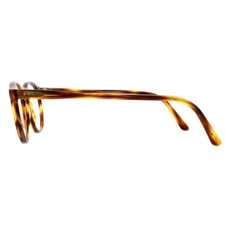 POLO Eyeglasses PH2083 5007 Havana Striped 46MM - Walmart.com