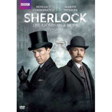 Boning The Beautiful Bride (Sherlock: The Abominable Bride)