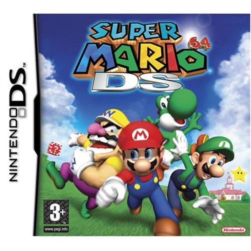 Super Mario 64 DS [DE Import]