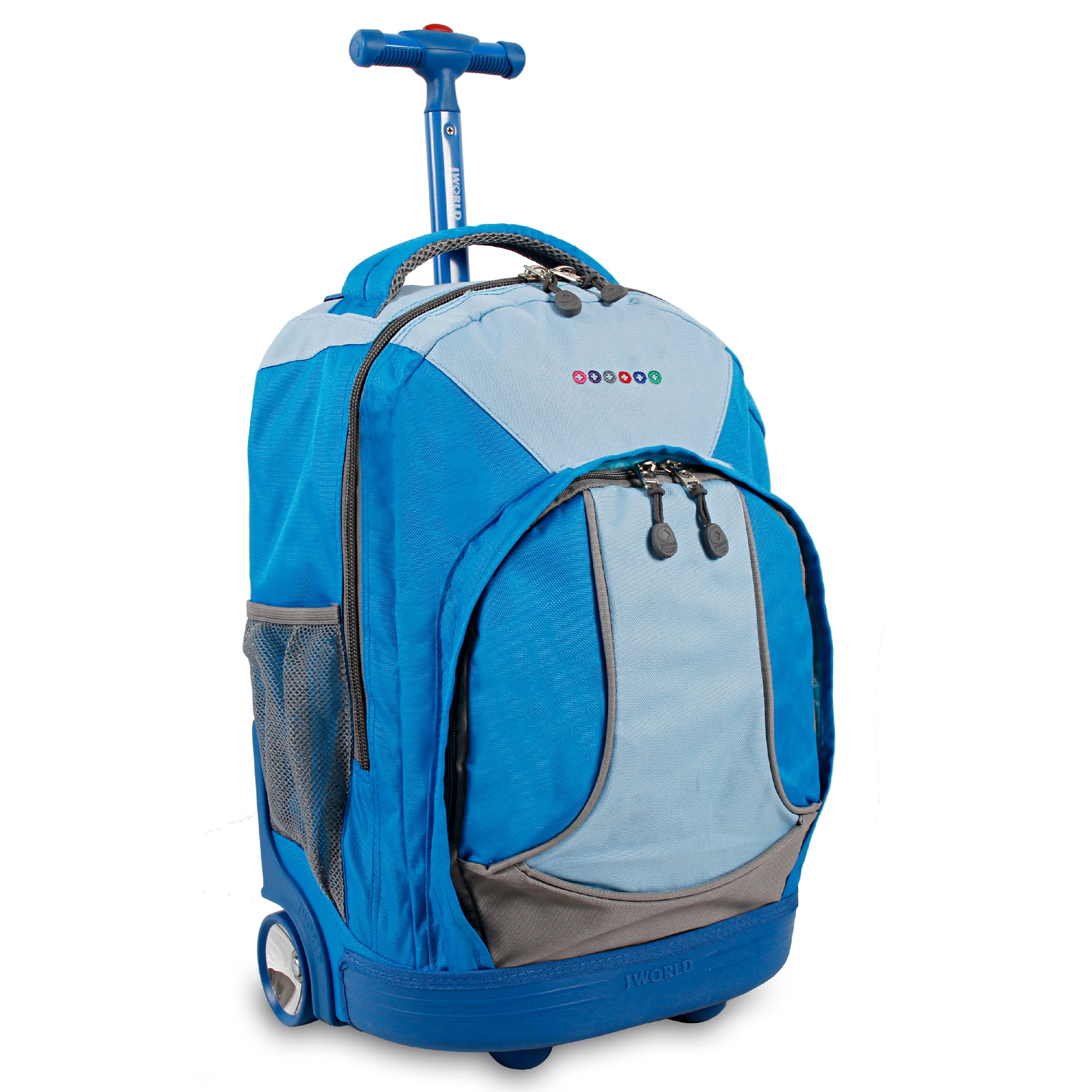 "J World Sunday 18"" Rolling Backpack"