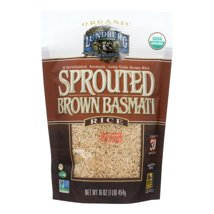 Rice: Lundberg Sprouted Brown Basmati Rice