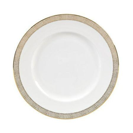 """Wedgwood GILDED WEAVE DINNER PLATE 10.75"""""""