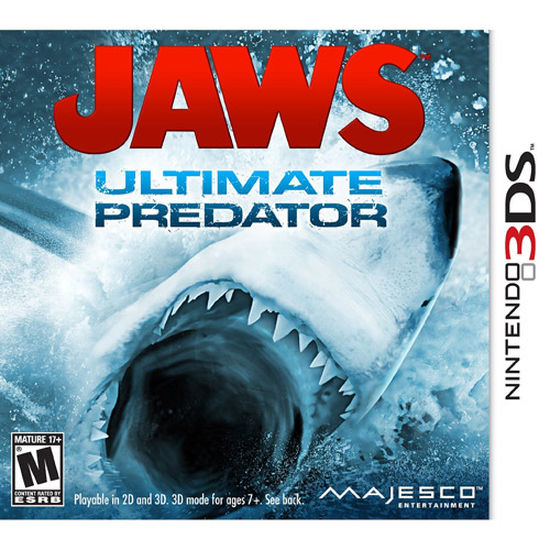 JAWS: Ultimate Predator (Nintendo 3DS)