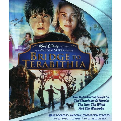Bridge To Terabithia (Blu-ray) (Widescreen)