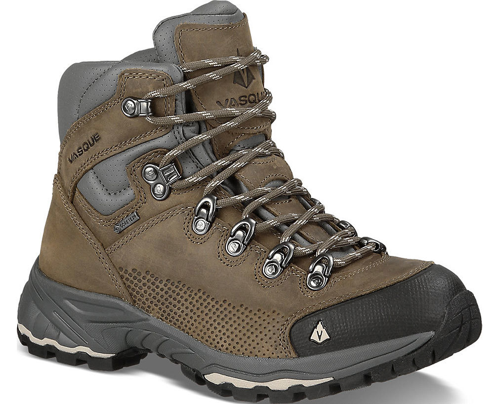 Vasque Women's ST ELIAS GTX Brown Hiking Boot 10.5 M by Vasque