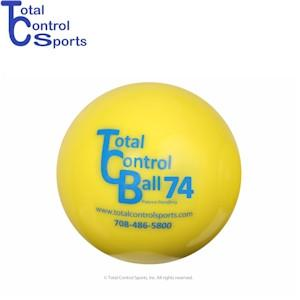 Total Control TCB Ball -  2.9in Baseball - 425 grams - 6 Pack 2.9in