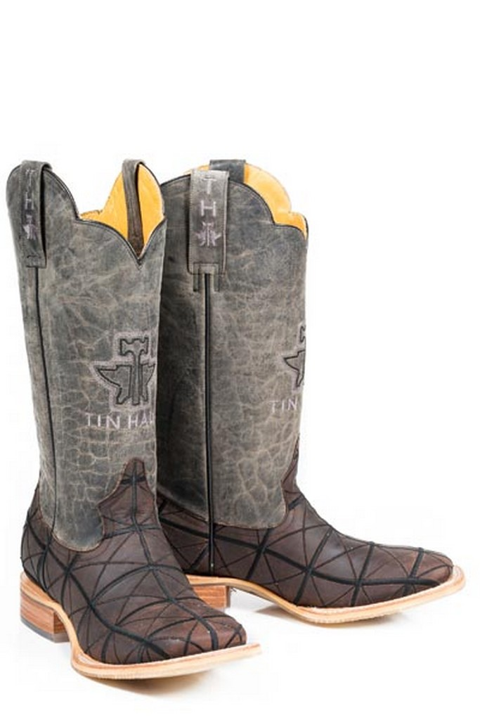 Tin Haul Western Boot Mens Pumpin Derrick Brown 14-020-0007-0264 BR