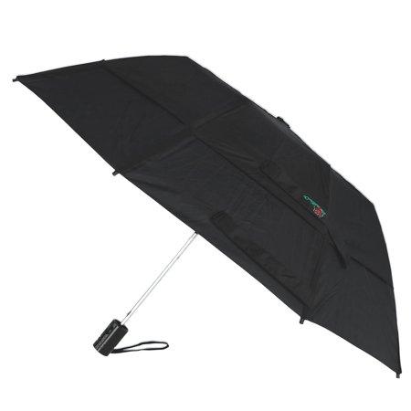 GustBuster Metro SunBLOK Auto Open UV Protected Vented Compact Umbrella - image 1 de 4