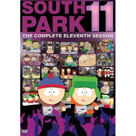 South Park: The Complete Eleventh Season (DVD) - South Park Halloween Full