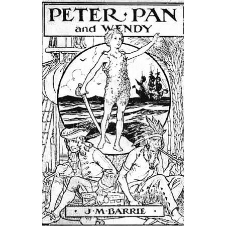 Peter Pan (Peter and Wendy) - eBook (Wendy And Peter Pan Costume)
