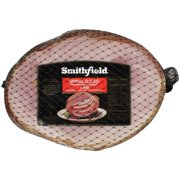 Smithfield Spiral Sliced Hickory Smoked W/Natural Juices Ham, 9-13.7 lbs