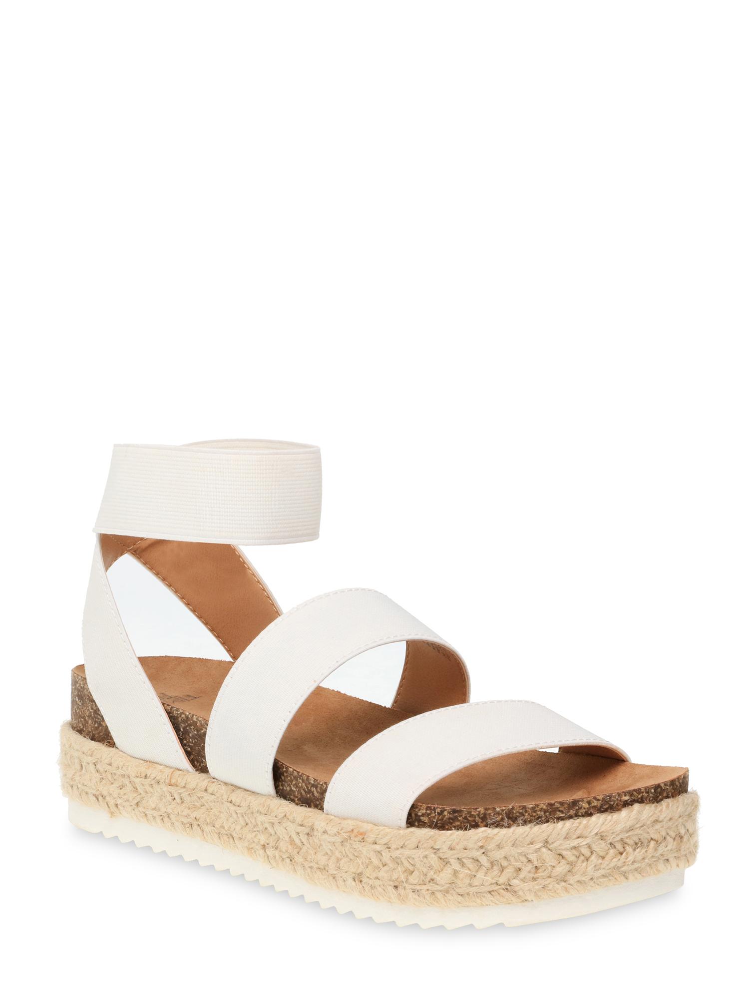 Tru Flatform Sandals