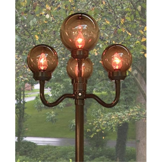 Outdoor Lamp company 202Brz European Street Lamp Bronze by Outdoor Lamp company