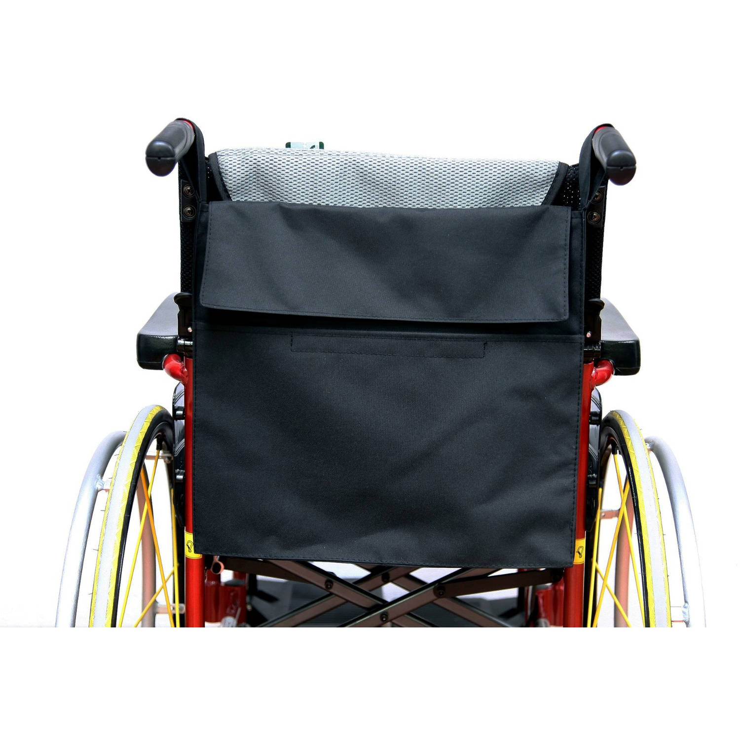 Karman Large Back Carry Pouch for Wheelchair or Walker