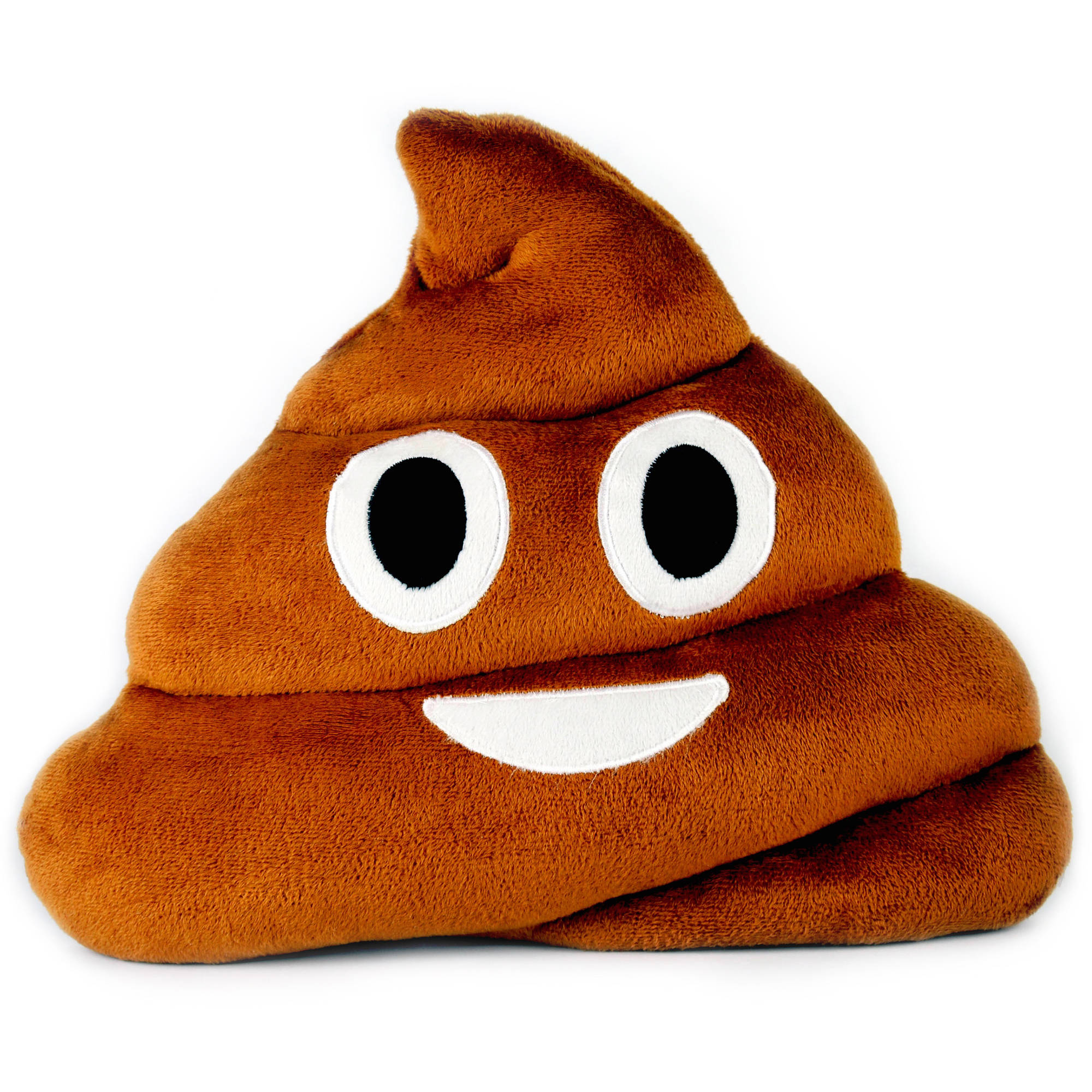 Throwboy The Original Emoji Pillows - Poop