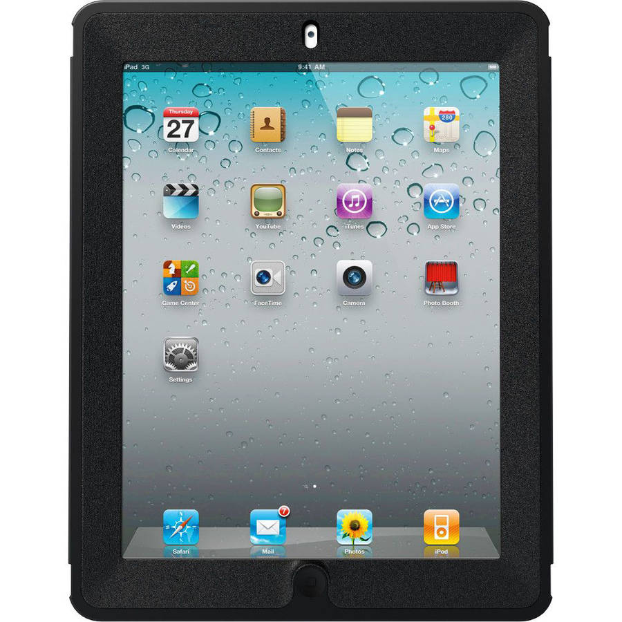 Apple Defender Ipad 2/3/4 Black
