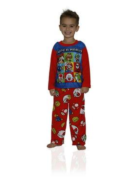 050cbc76db Blue Big Boys Pajama Sets - Walmart.com