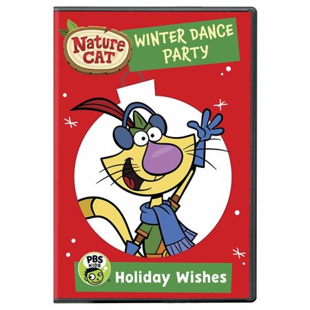 Nature Cat: Winter Dance Party (DVD) - Halloween Dance Party Song List