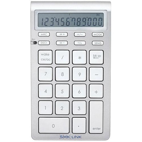SMK-Link Bluetooth Calculator Keypad for Mac