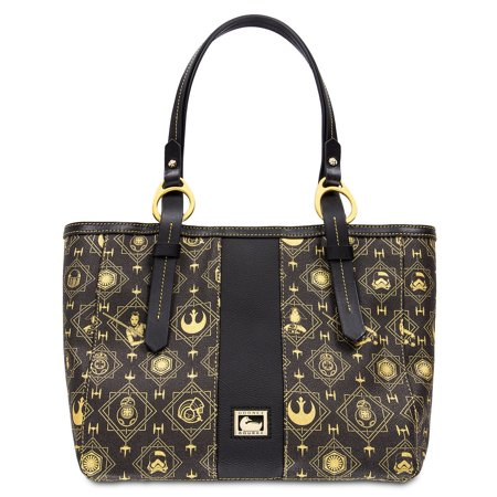 - Disney Star Wars: The Last Jedi Tote Bag by Dooney & Bourke New with Tags