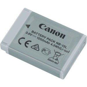 Canon 9839B001 Battery Pack NB-13L fo  PoweShot G7 X Digital Camea
