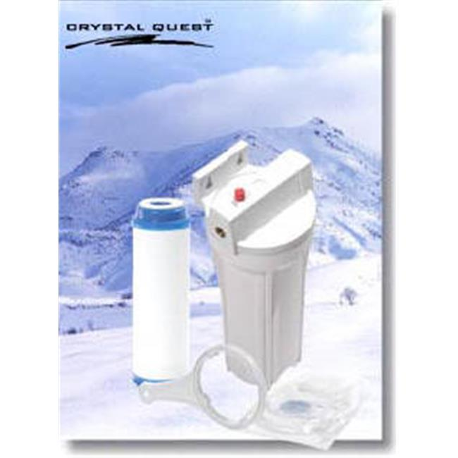 Commercial Water Distributing CQE-RF-00701 Refrigerator-In-Line B Ultra Water Filter System