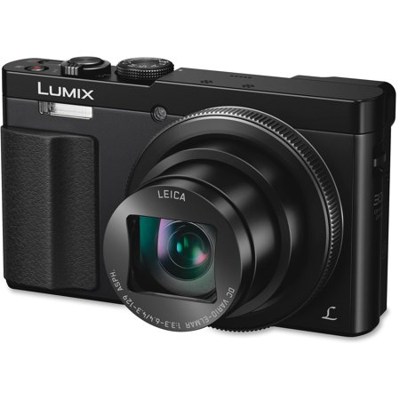 Panasonic Lumix DMC-ZS50 12 Megapixel Compact Camera, Black