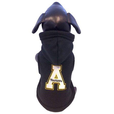 NCAA Appalachian State Mountaineers Polar Fleece Hooded D...