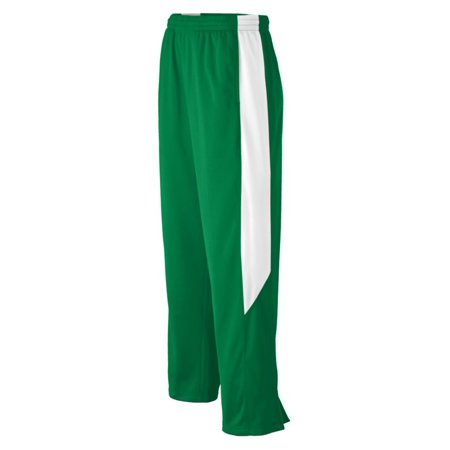 Augusta Sportswear Mens Medalist Pant Kelly/White (Mens Sports Wears)