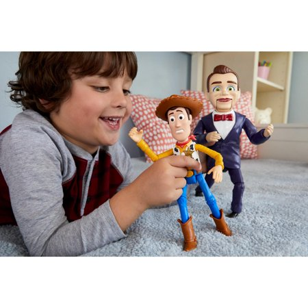 Disney Pixar Toy Story Benson and Woody Figure 2-Pack - Aliens From Toy Story