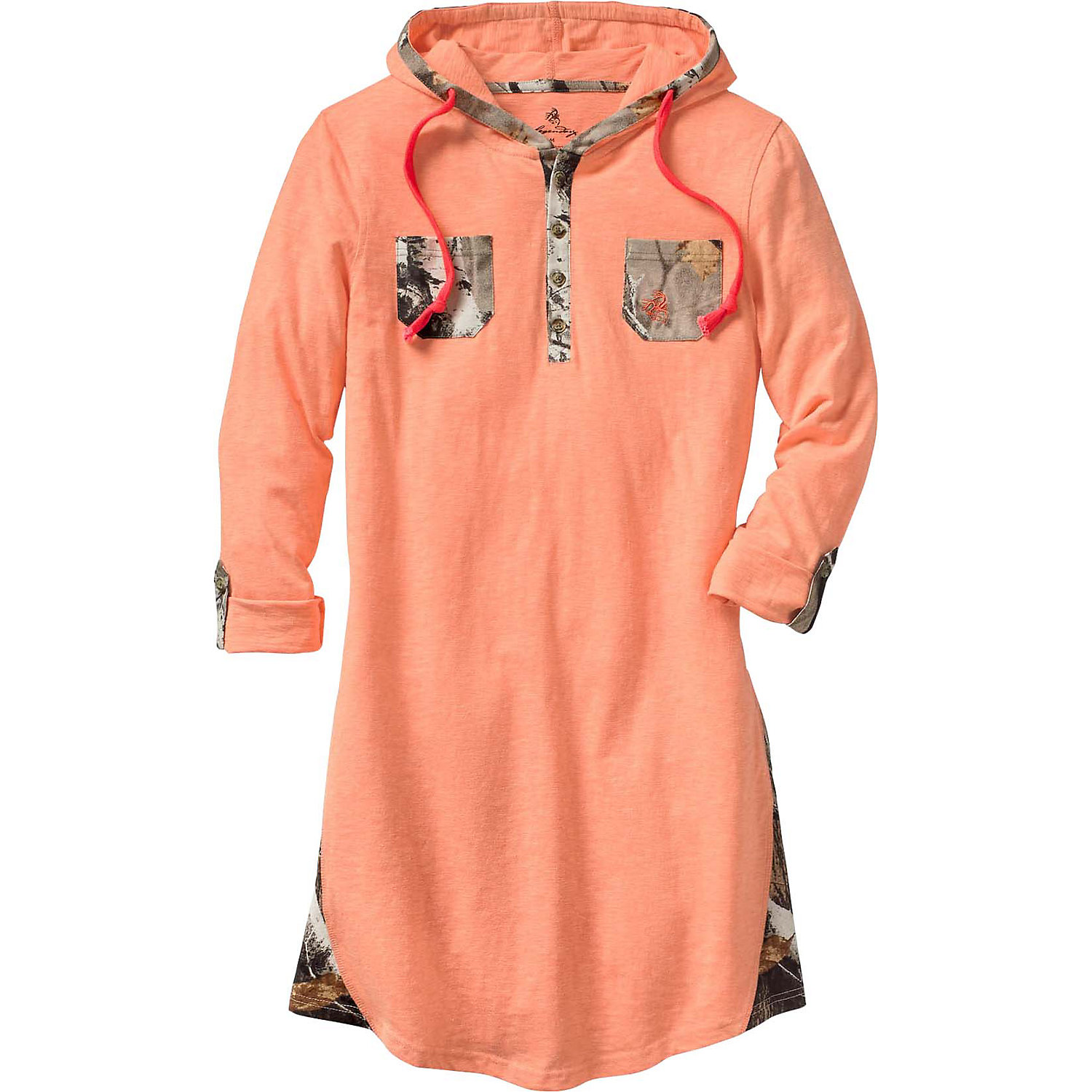Legendary Whitetails Ladies Coral Reef Swim Cover-Up Dress
