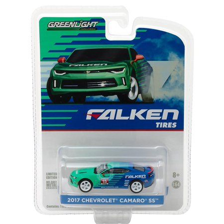 Greenlight 1/64 Falken Tires 2017 Chevrolet Camaro