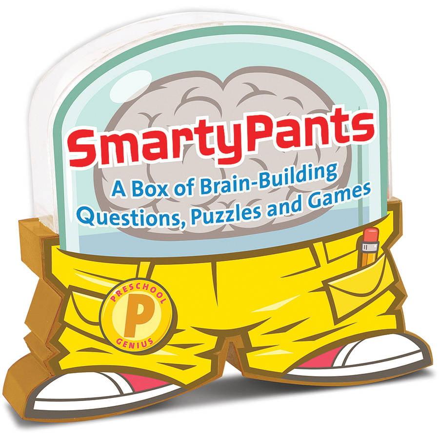 Melissa & Doug Smarty Pants Preschool Card Set Educational Activity With 120... by Melissa & Doug