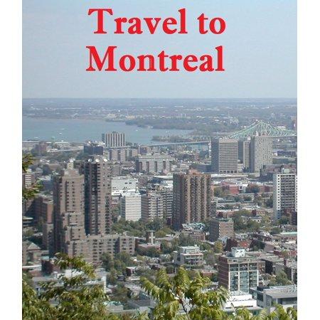 Travel to Montreal - eBook